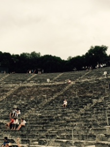 Epidauros theatre