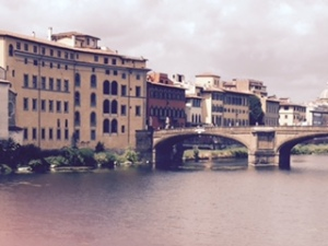 Fiume River Florence
