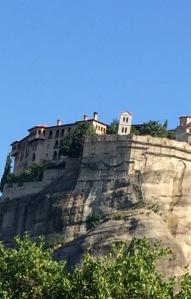 Meteori Vaad Lam monastery