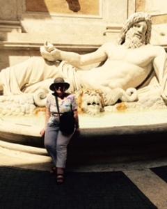 Neptune Capitolene Museum Rome