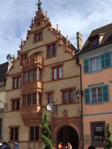 Colmar old town again!