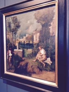 Accedemia: Giorgione: La Tempesta..controversial and difficult to interpret