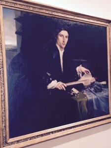 Accedemia: Lorenzo Lotto: Gentleman at his studies.