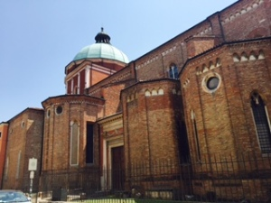 A second view of the Duomo at Vicenza
