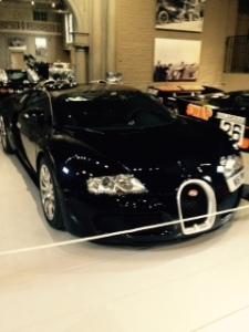 Bugatti 2008 handbuilt Veyroon 16.4 No 141 from Pemberley collection