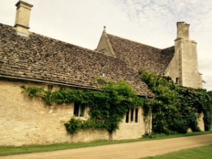 Kelmscott Manor ..another view of the exterior