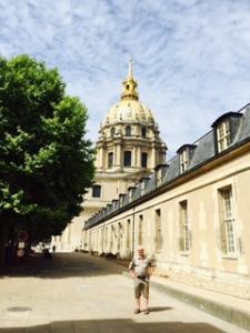 Hotel des Invalides and the Church of the Dome