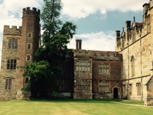 External view of part of Penshurst Place ..too large for iPhone photography