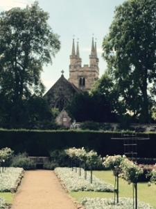 Penshurst St John the Baptist Church