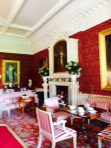 Stour head House drawing room