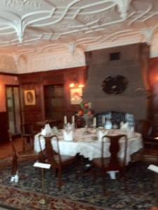 Wightwick Manor Dining Room