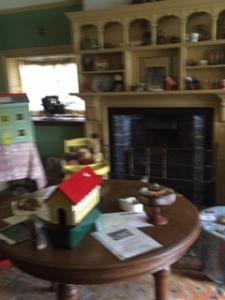 Nursery in Wightwick Manor