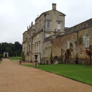 Wilton House, the Tudor (and private) wing