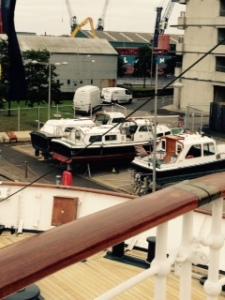 More royal boats!