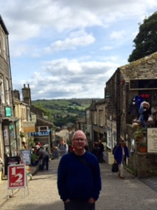 Haworth village with loads of bookshops and antique shops. A nice place to dream!