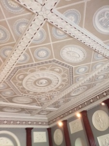 Harewood ceiling 2