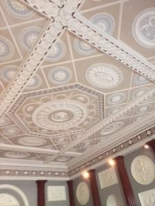 Harewood ceiling 2