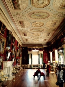 Harewood long room gallery