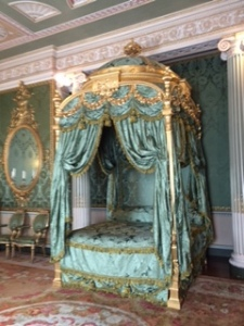 Harewood State bedroom