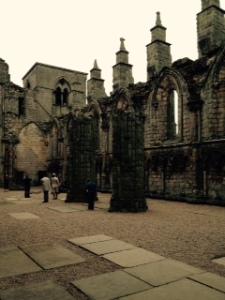Holyrood abbey 1