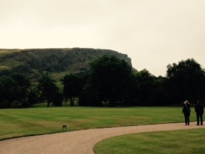 Holyrood garden 3