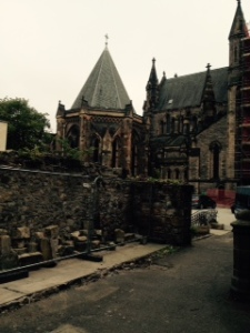 Holyrood St Marys ext