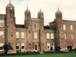 Melford Hall exterior