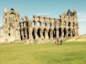 Whitby abbey 8