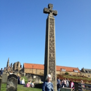 Whitby cross