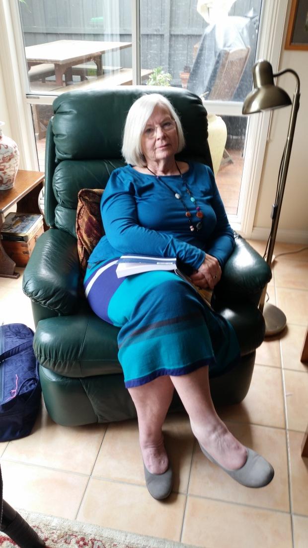 Ann at Silverleaves