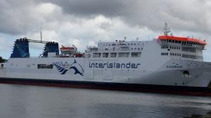 NZ Cook Strait Car Ferry